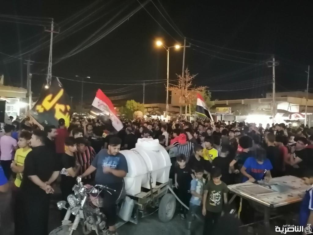 بدلا من العمليات المشتركة عبد المهدي يترأس اجتماعا بمقر الشرطة في ساحة النسور للاستعداد لمواجهات السبت