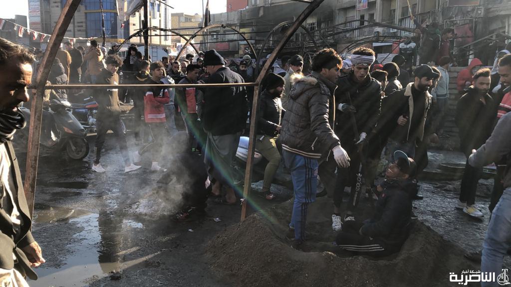 قائد شرطة ذي قار : قتلة ابناء الناصرية بـ 7 بيكبات فجر اليوم سعوديون يرتدون الياشماغ والعقال!!